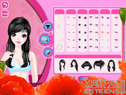 Fashion Designer Dress4