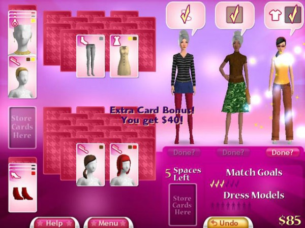 Fashion Solitaire4