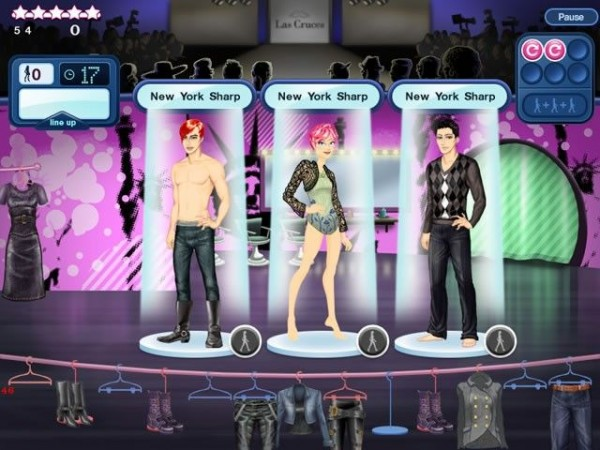 Dress up fashion style games