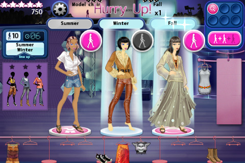 Fashion Games for Girls - Girl Games 29