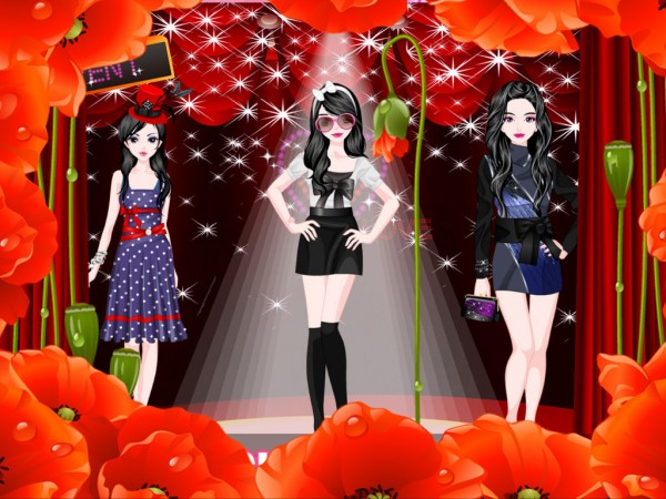 Fashion Designer Dress9