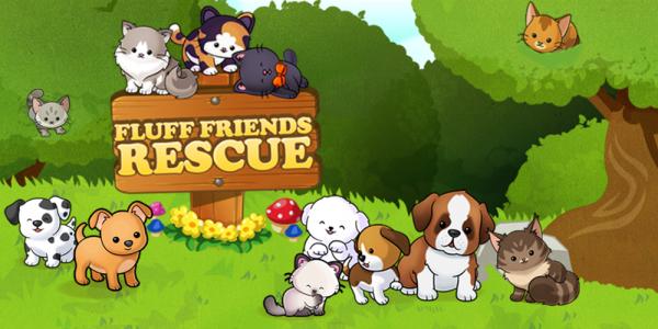 Fluff Friends Rescue Game Pets