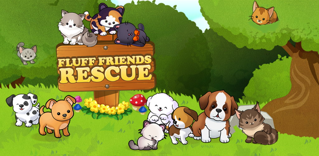 Fluff Friends Rescue Game Pets