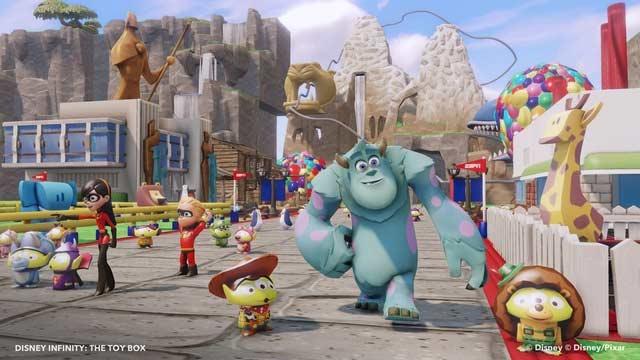 Disney Infinity 12