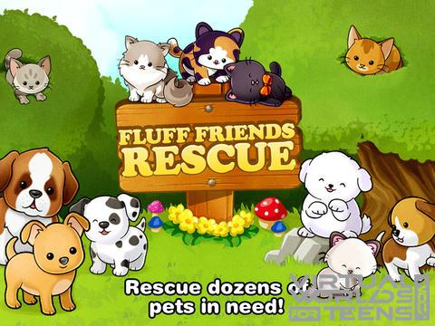 Fluff Friends Rescue5