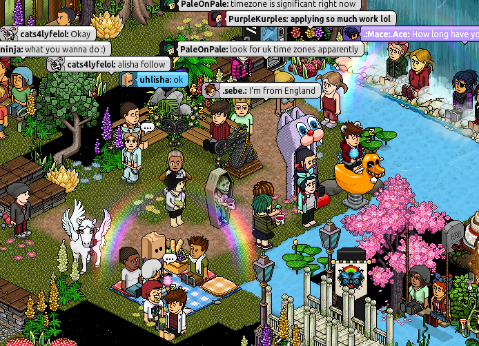 Habbo Hotel Hints Cheats And Achievement Codes Virtual Worlds For