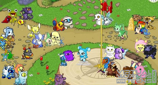 PetPet Park - Virtual Worlds for Teens