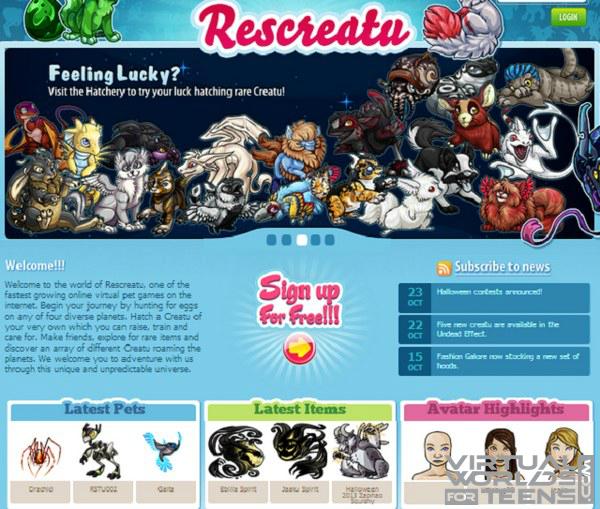Rescreatu5