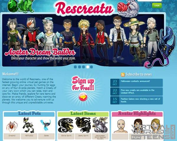 Rescreatu8