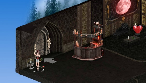 Smeet Gothic Candles