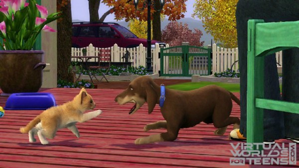 The Sims 3 Pets1