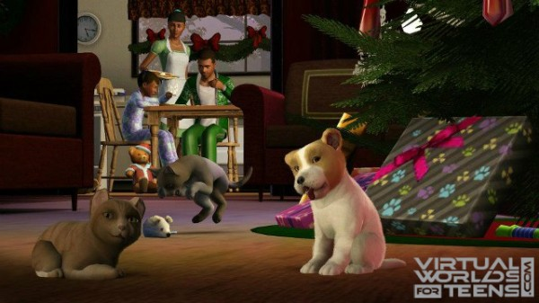 The Sims 3 Pets12