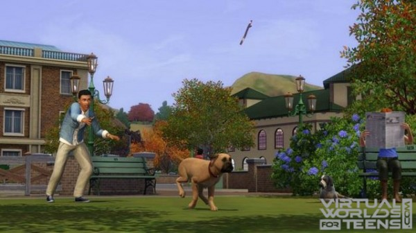 The Sims 3 Pets6