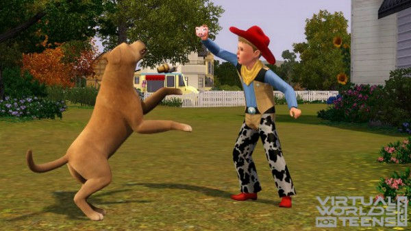 The Sims 3 Pets7