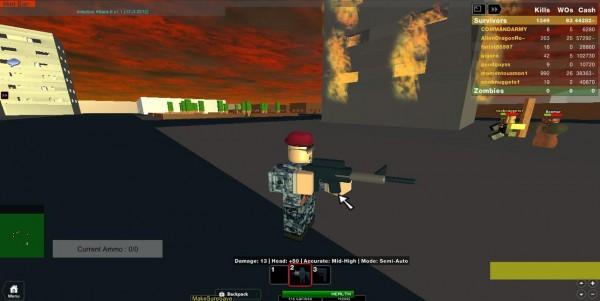 zombie riots