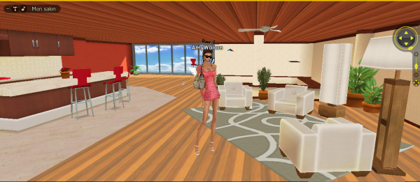 imvu penthoue