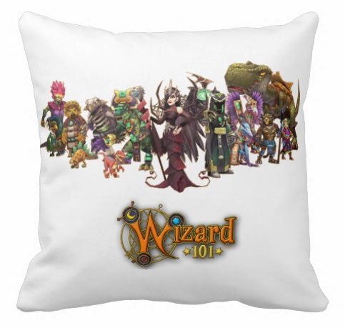Wizard101CustomThrowPillow