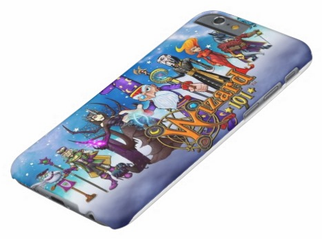 Wizard101CustomiPhoneCase