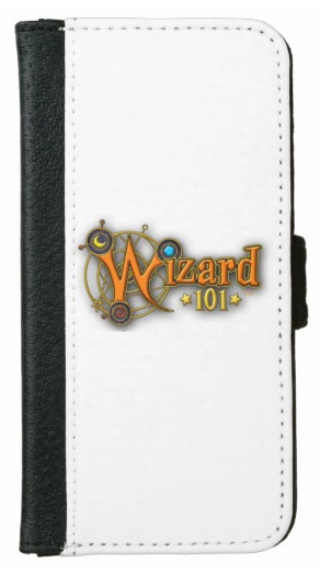 Wizard101CustomiPhoneWalletCase