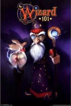 Wizard101PosterMerleAmbrose