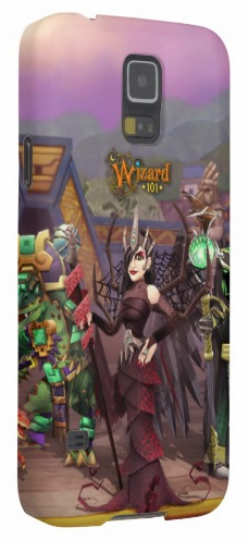 Wizard101_CustomGalaxyS5Case