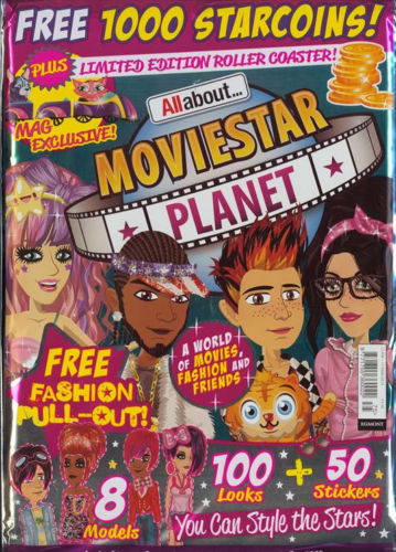 Movie Star Planet Store - Fan Gear, Guides, Gift Certificates and