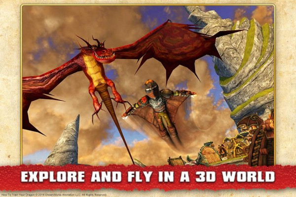 School of Dragons - iOS