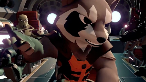 Guardians of the Galaxy Disney Infinity