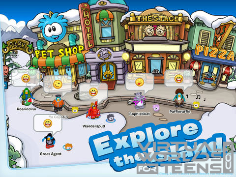 Club Penguin 1