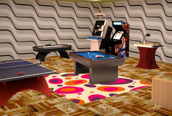 Interior design games virtual worlds for teens for 3d room decoration game