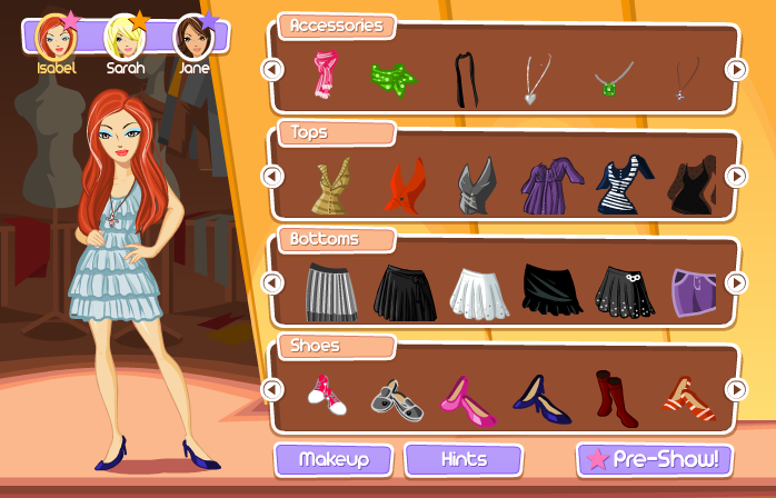 Fashion design games virtual worlds for teens Online fashion designer games