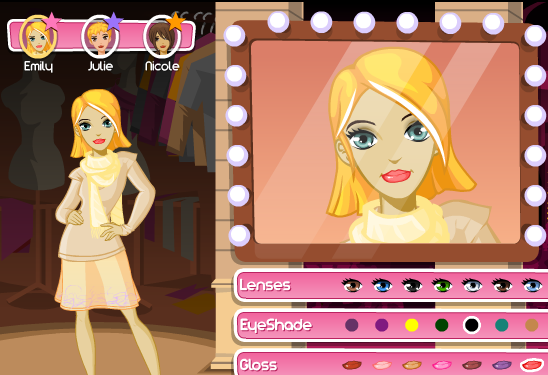 Fashion Design Games Virtual Worlds For Teens