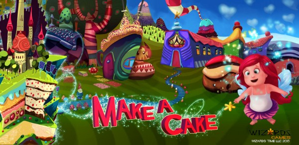 Make A Cake - Cooking Tale