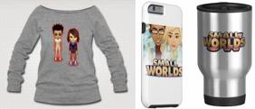 SmallWorlds Merchandise