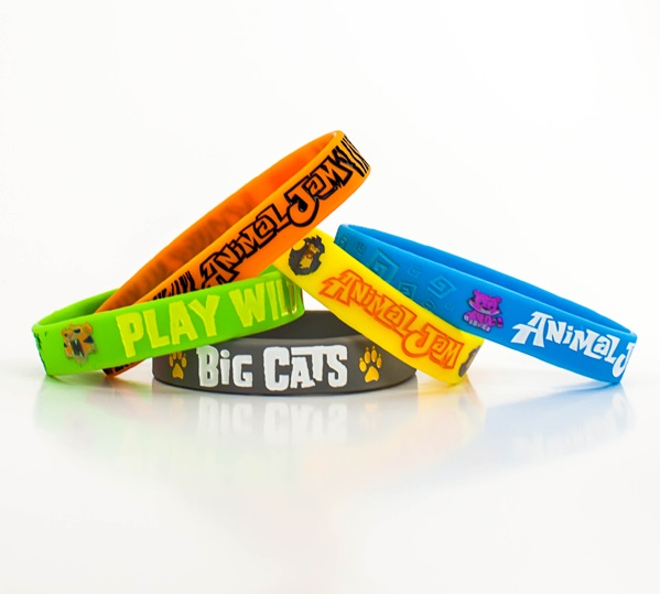 Animal Jam Wrist Bands