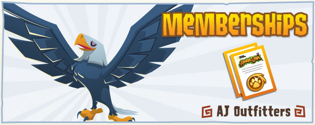 AnimalJamMonthMembershipGiftCertificate