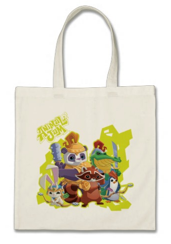 AnimalJamToteBag