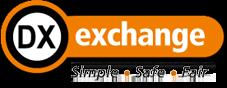 DX Exhange logo
