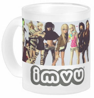IMVU_Custom_Frosted_Glass_Mug