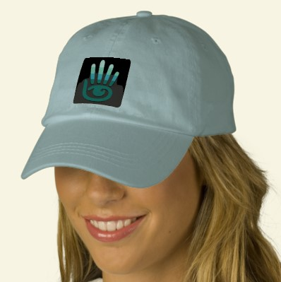 SecondLifeCustomEmbroideredHat