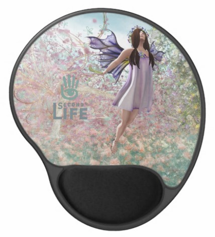 SecondLifeCustomGelMouseMat