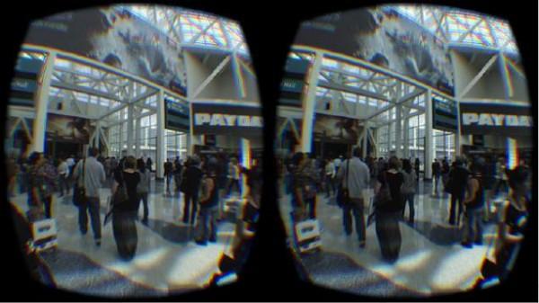 Sundance 2015 Virtual Reality