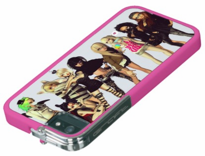 iPhone5PinkCase