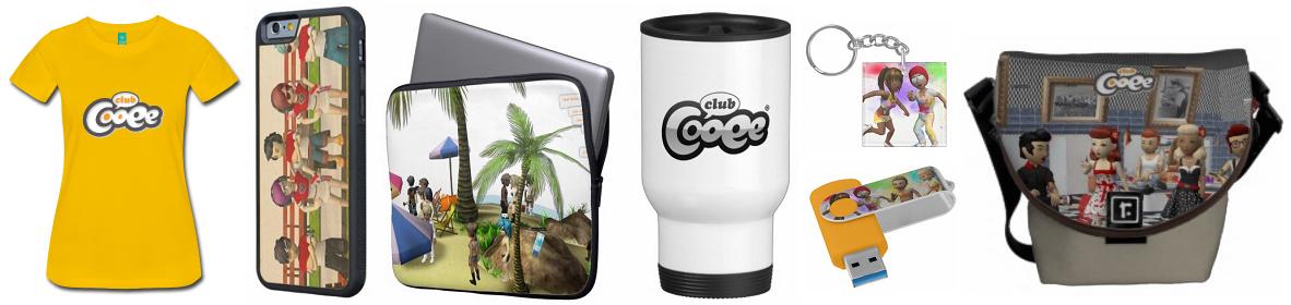 ClubCooeeMerchandise