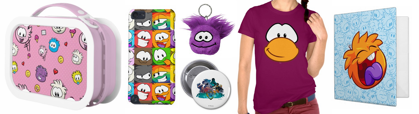 ClubPenguin Merchandise