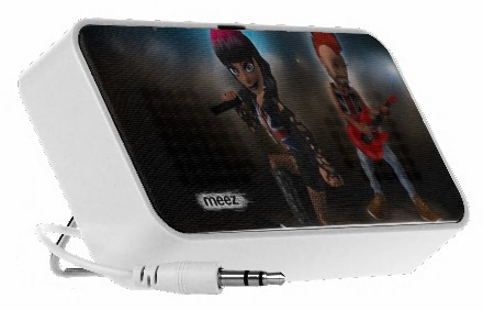 MeezCustomPCSpeakers