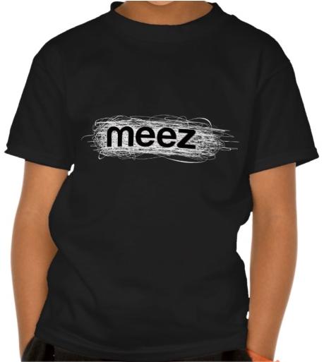 MeezKidsTshirt