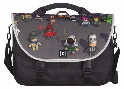ROBLOXCustomLaptopBag