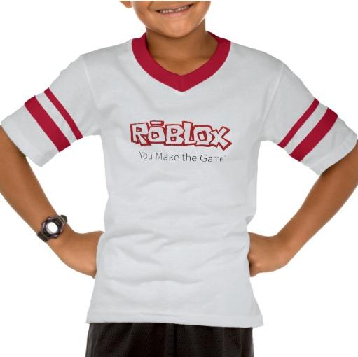 ROBLOXLogoYouthSizeRetroSportShirt