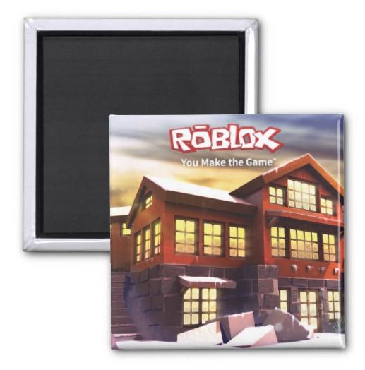 ROBLOXWinterSceneMagnet